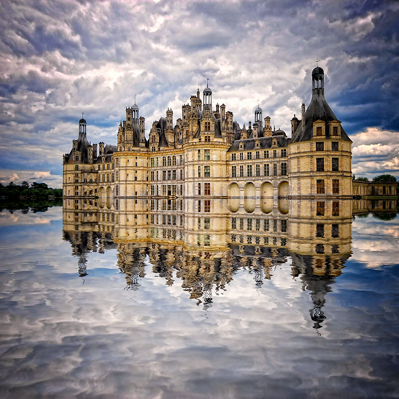 10 water reflection photography