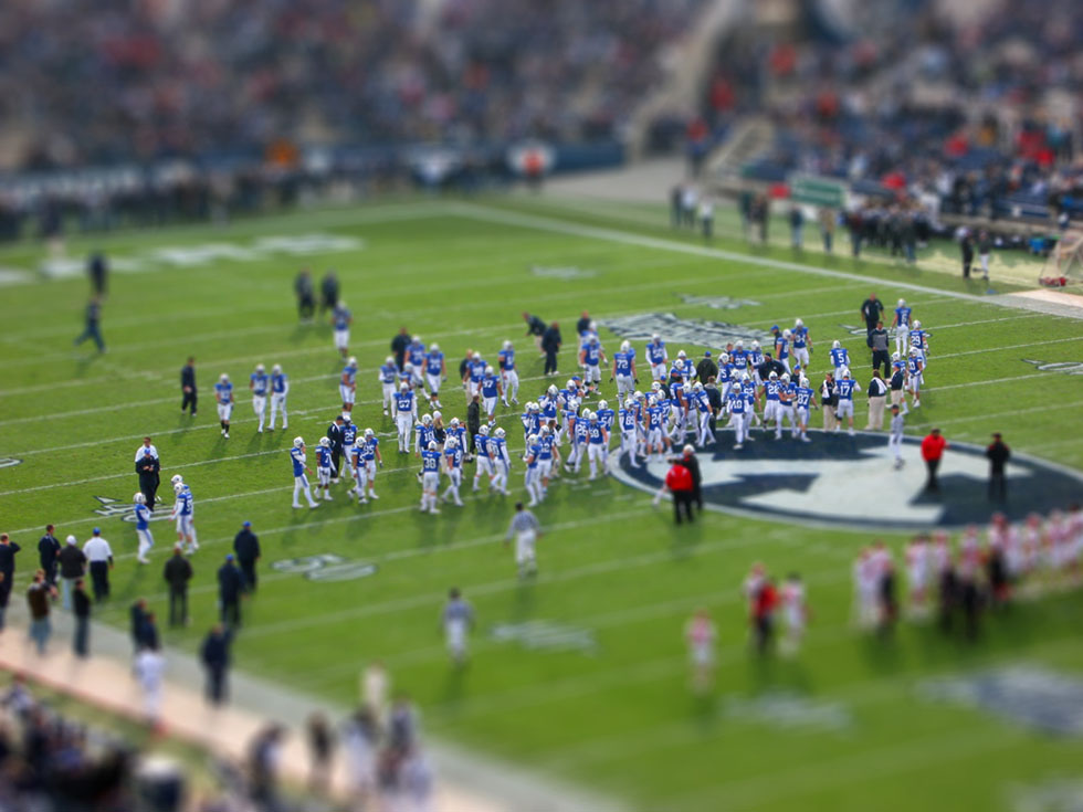 tilt shift photography -  11