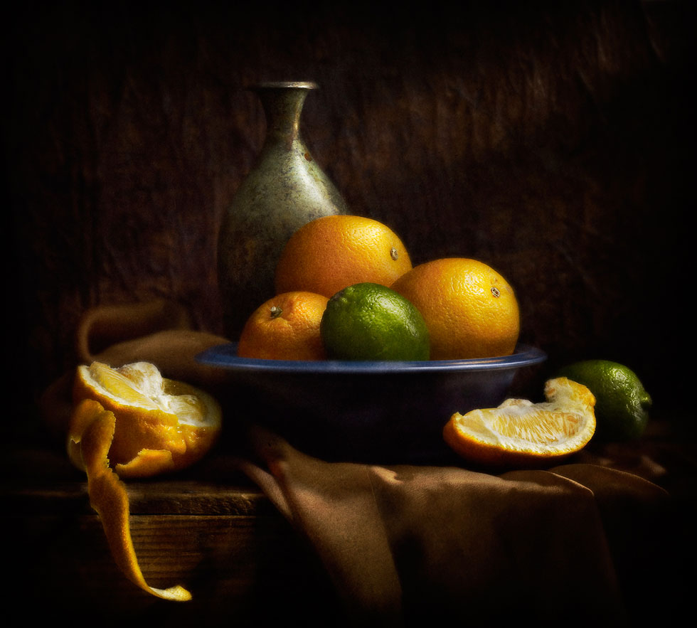 13 fruits still life photography