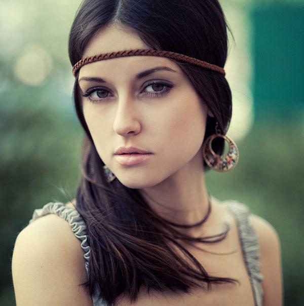 14 beautiful woman photography