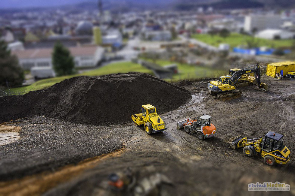 tilt shift photography -  14