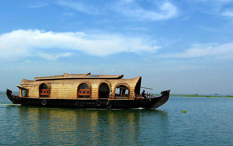 15 kerala house boat travel photography