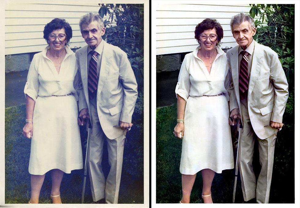 16 photo restoration
