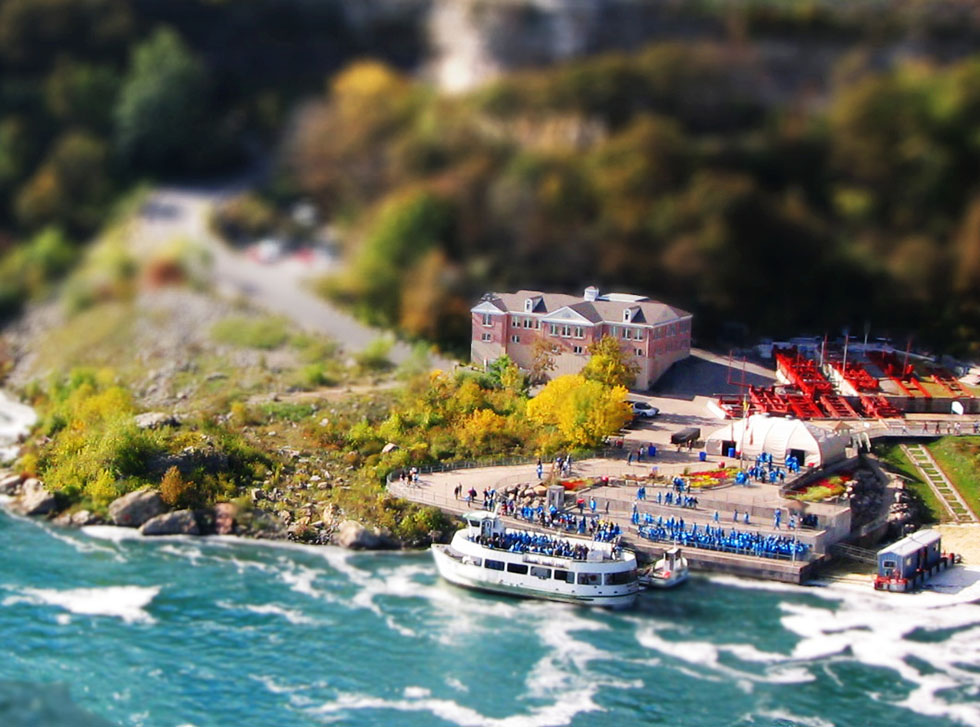 tilt shift photography -  16
