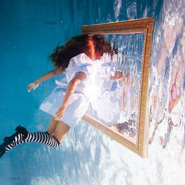 girl underwater photography -  18