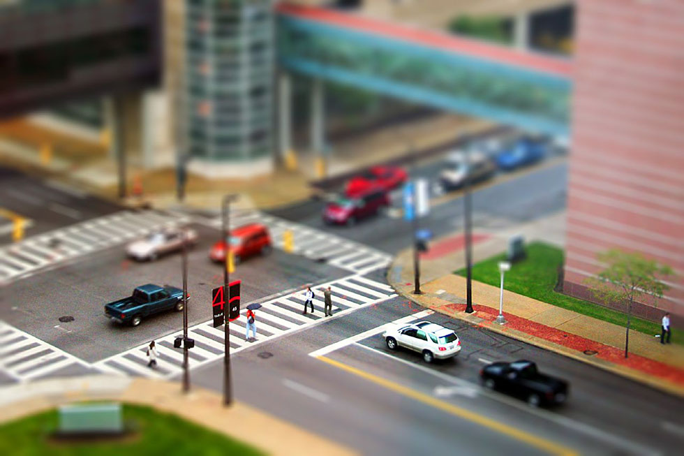 18 tilt shift photography