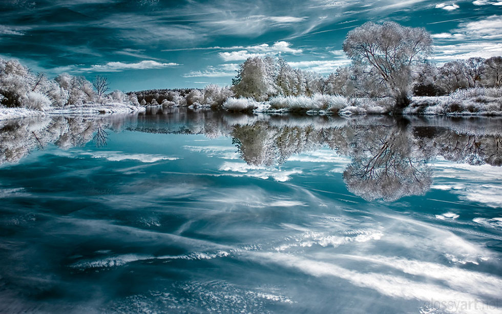 infrared photography -  2