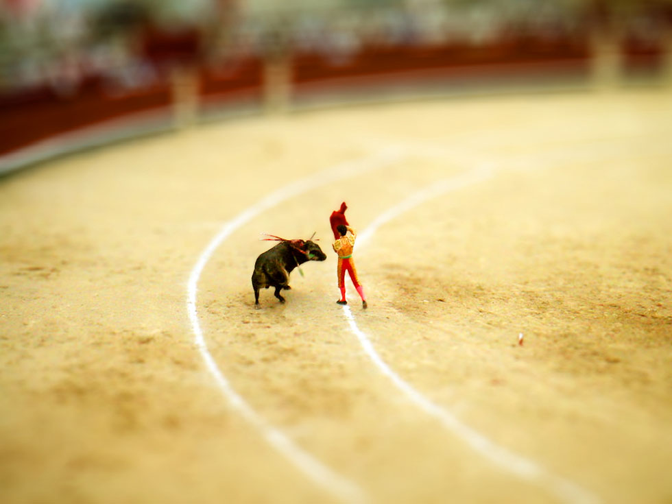 tilt shift photography -  2