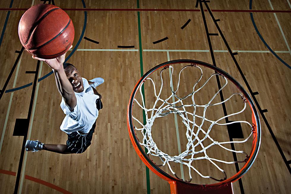 20 basketball advertising photography