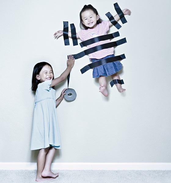 20 kids photo manipulation