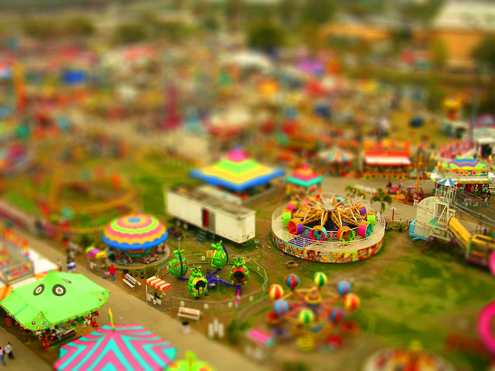 20 tilt shift photography