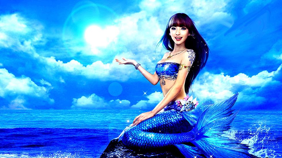 21 mermaid fantasy photography