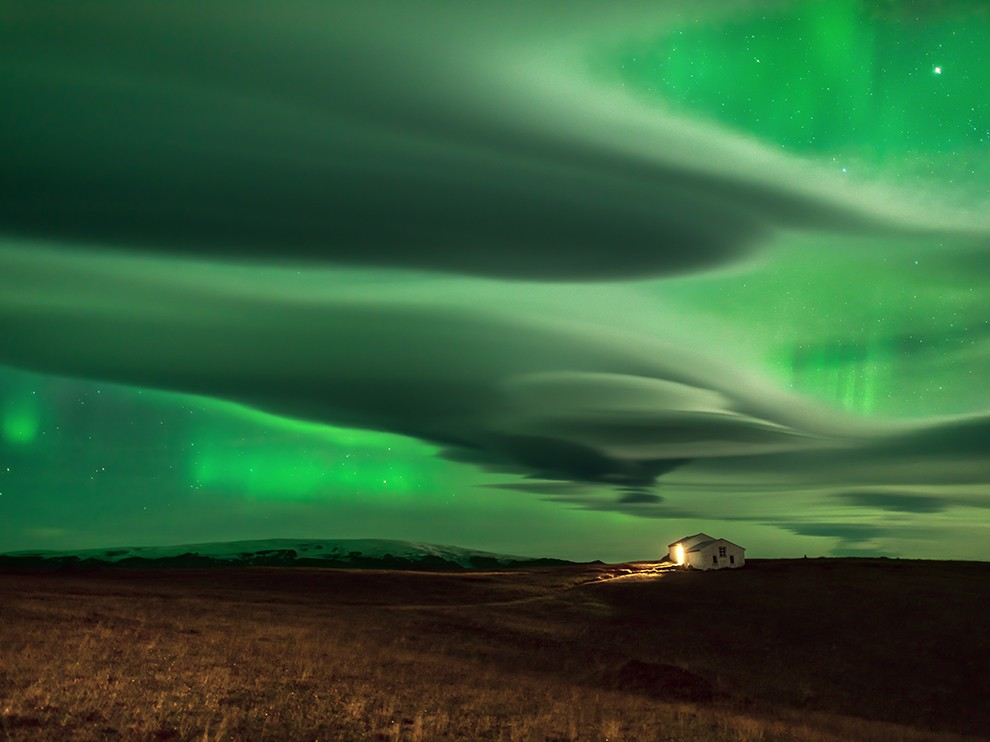 22 clouds northern lights photography by  daniele boffelli