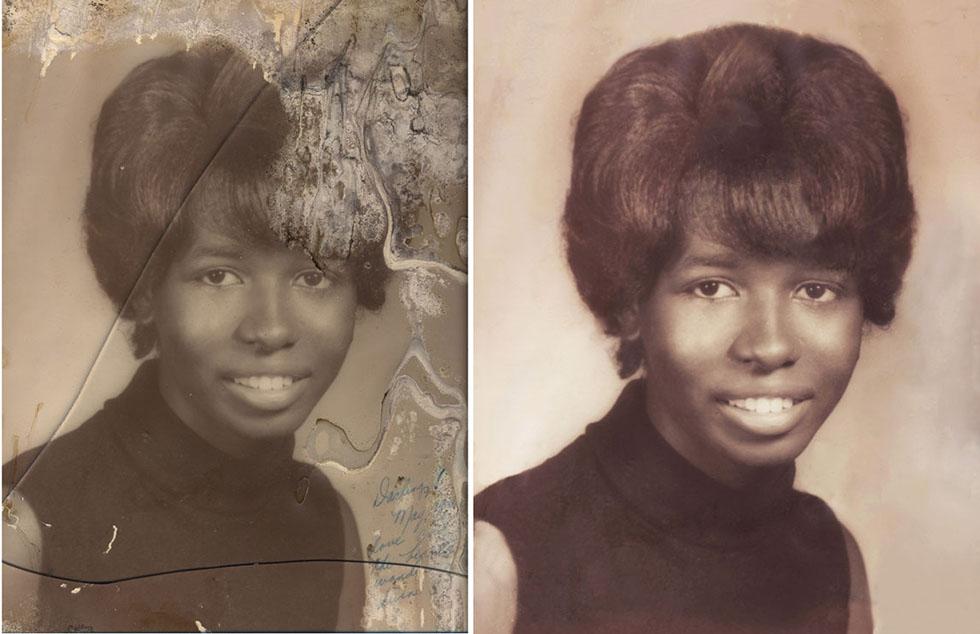 22 photo restoration
