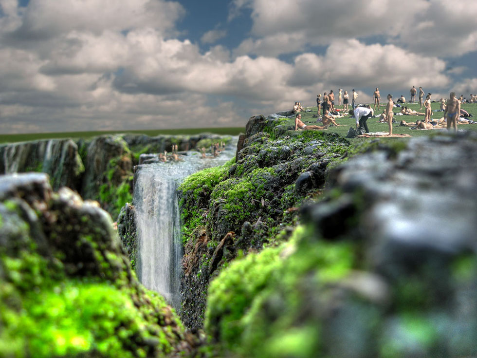 tilt shift photography -  22