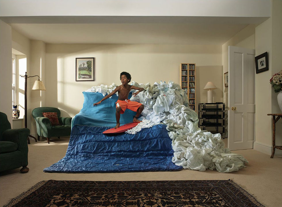 23 home surfing advertising photography