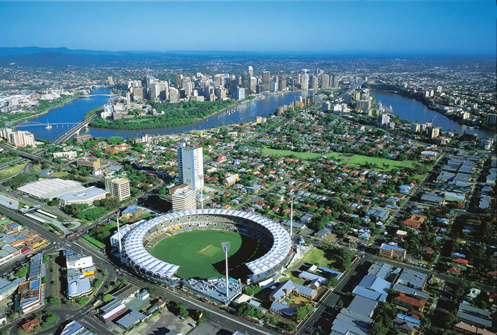 23 southbrisbane aerial photography