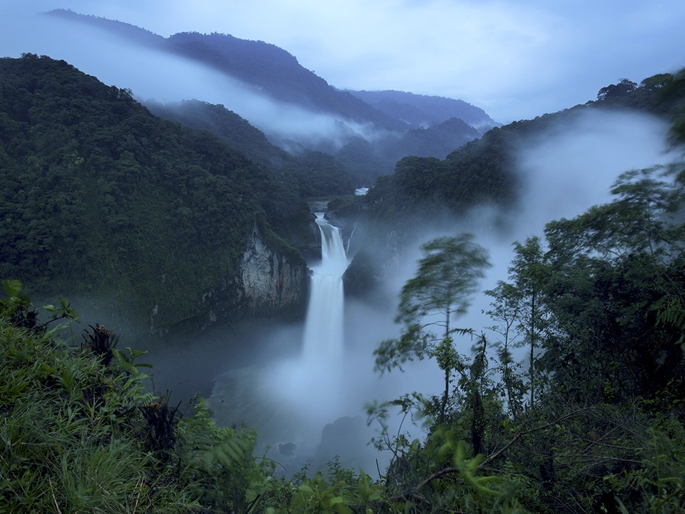 26 san rafael falls photography by ivan kashinsky