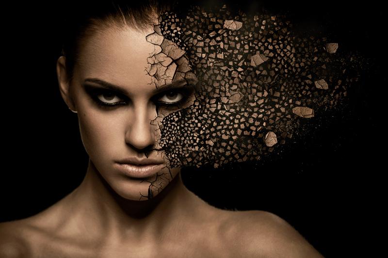 3 face photo manipulation