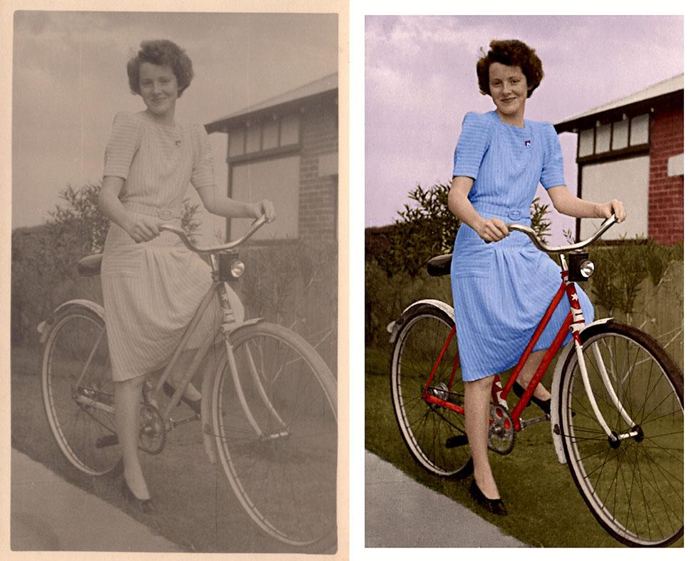 5 photo restoration