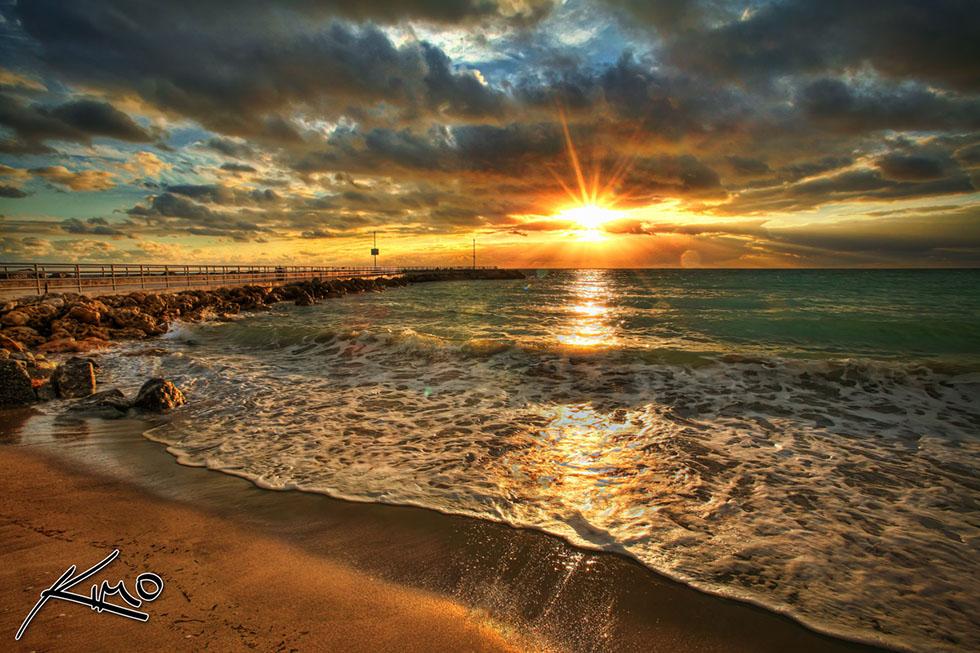 5 sunrise photography