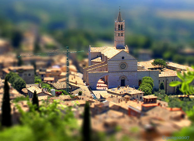 6 tilt shift photography