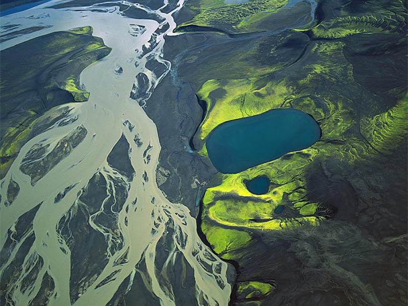 7 aerial photography