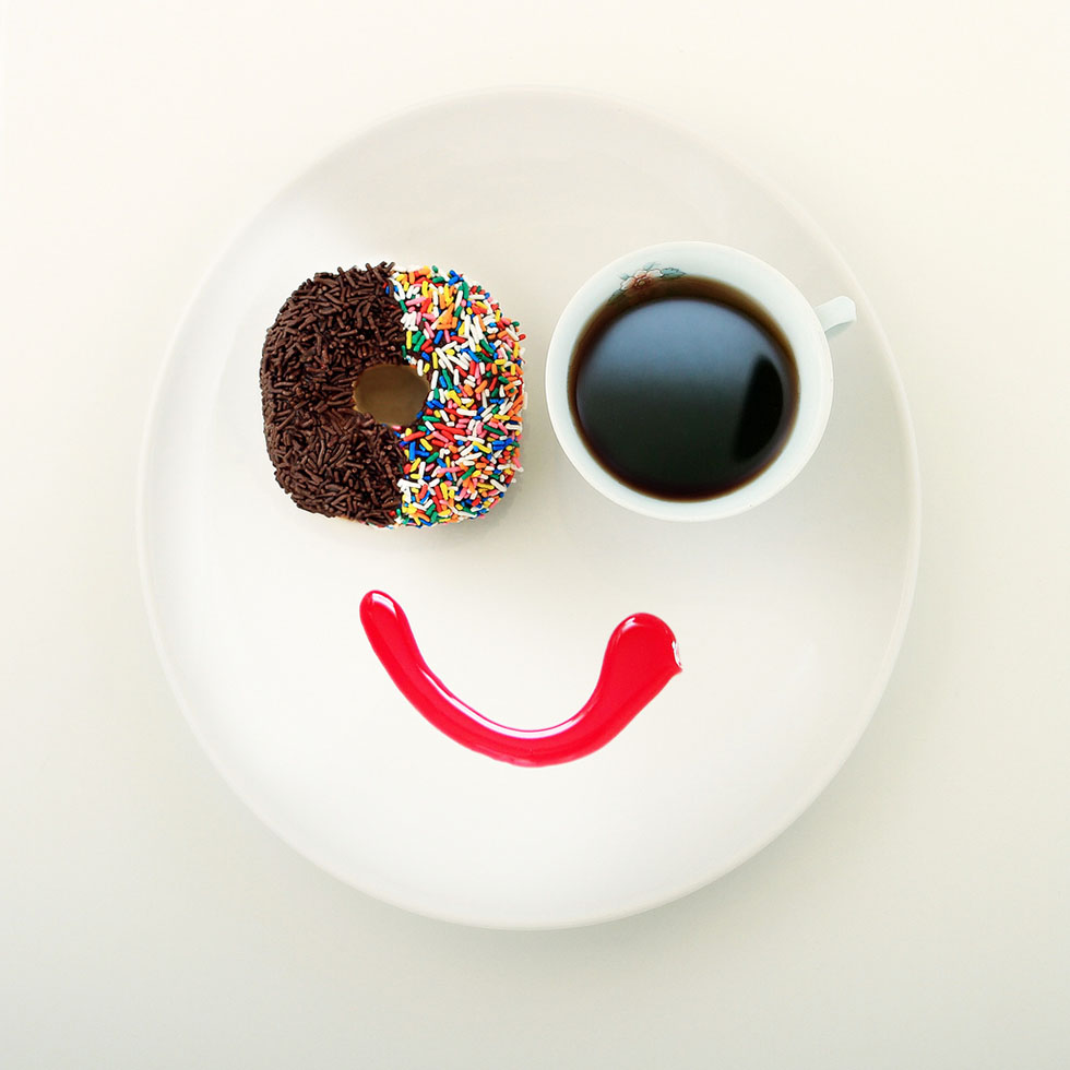 7 creative food photography