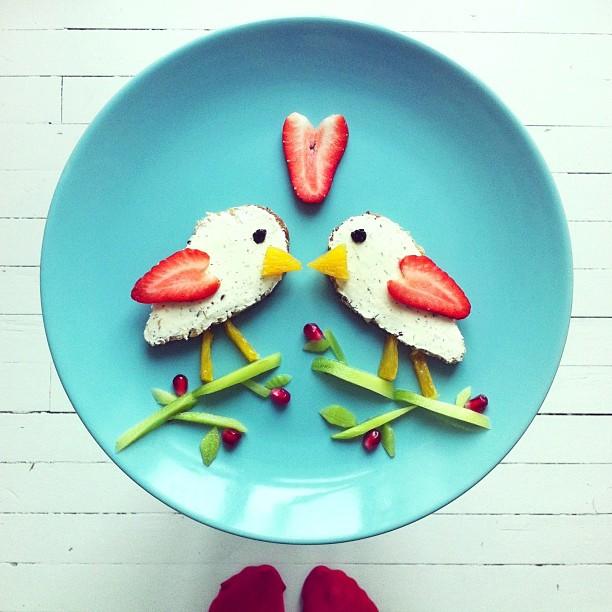 8 creative food photography