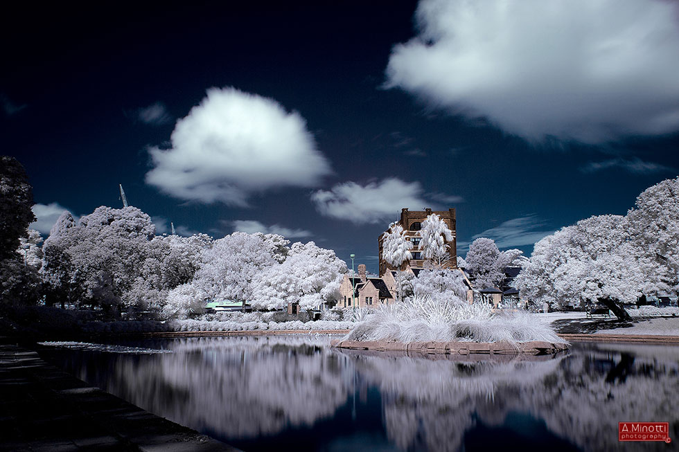 infrared photography -  8