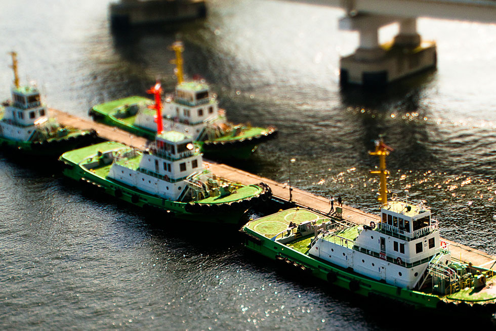 tilt shift photography -  8