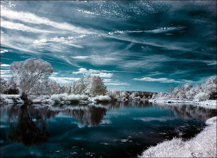 infrared photography -  9