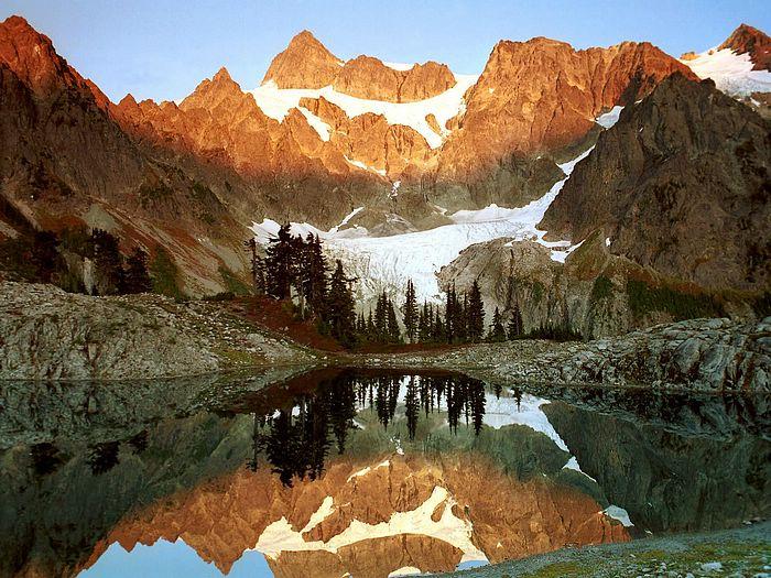 beautiful mountain photography