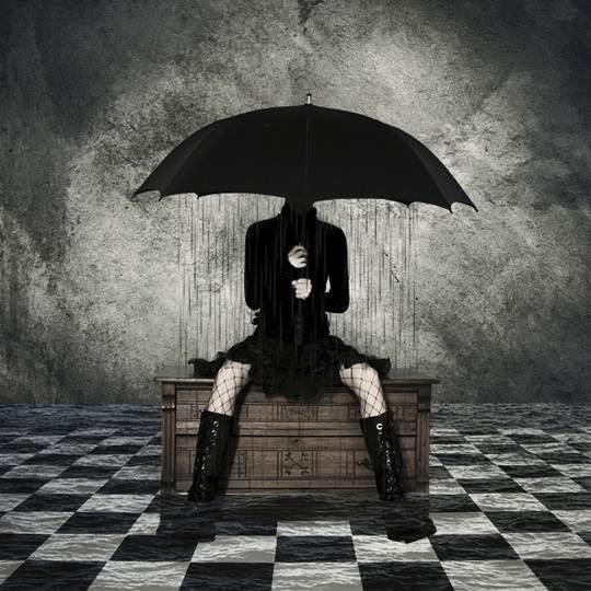 girl surreal photography