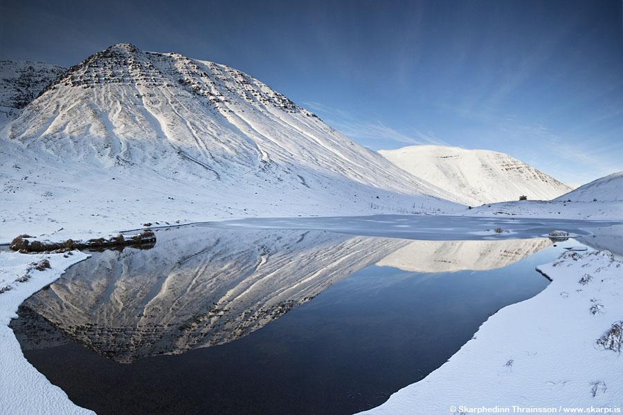 mountain photography skarphinn prinsson