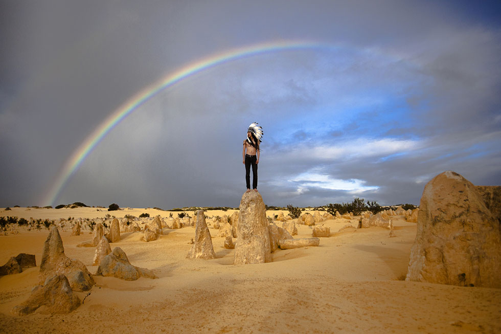 rainbow photography amelie satzger