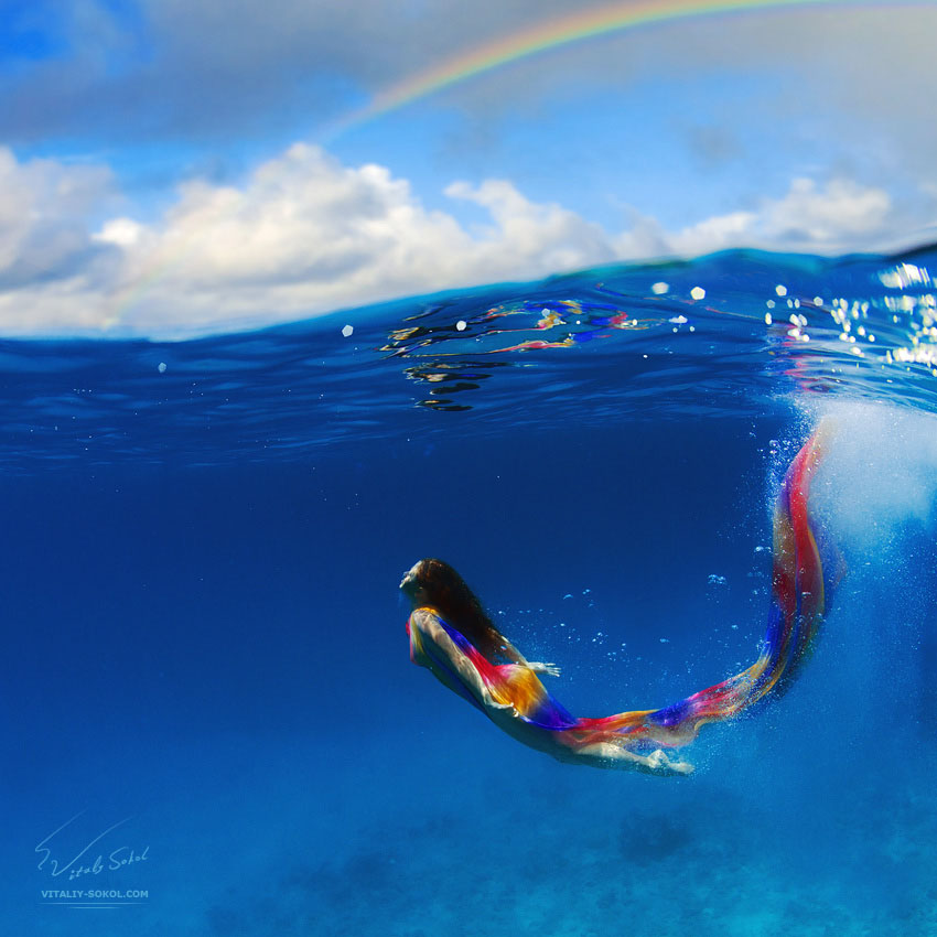 rainbow photography by vitaliy sokol