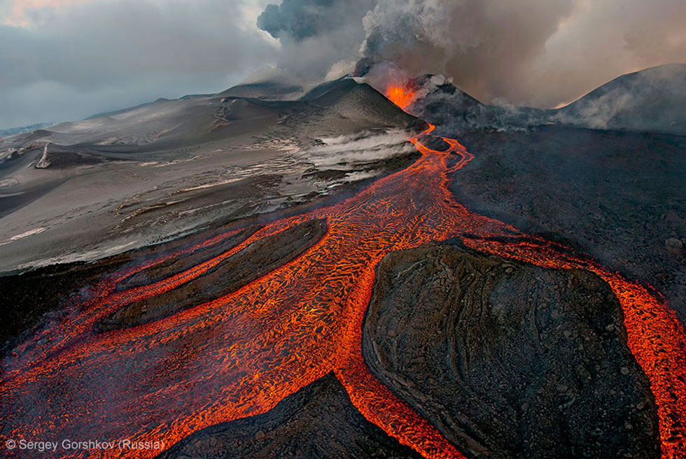 volcano nature photography