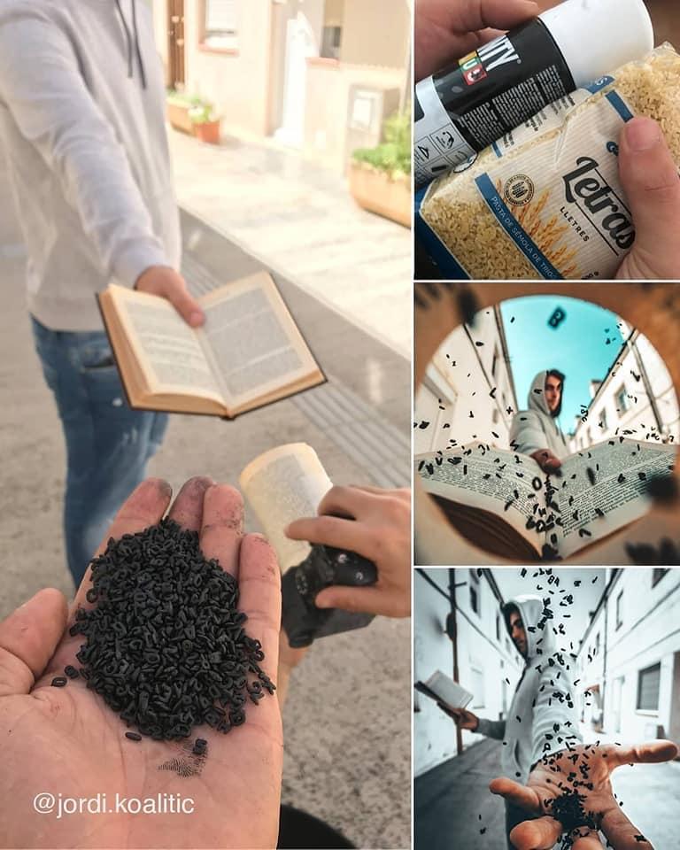 photography idea alphabets book by jordi koalitic