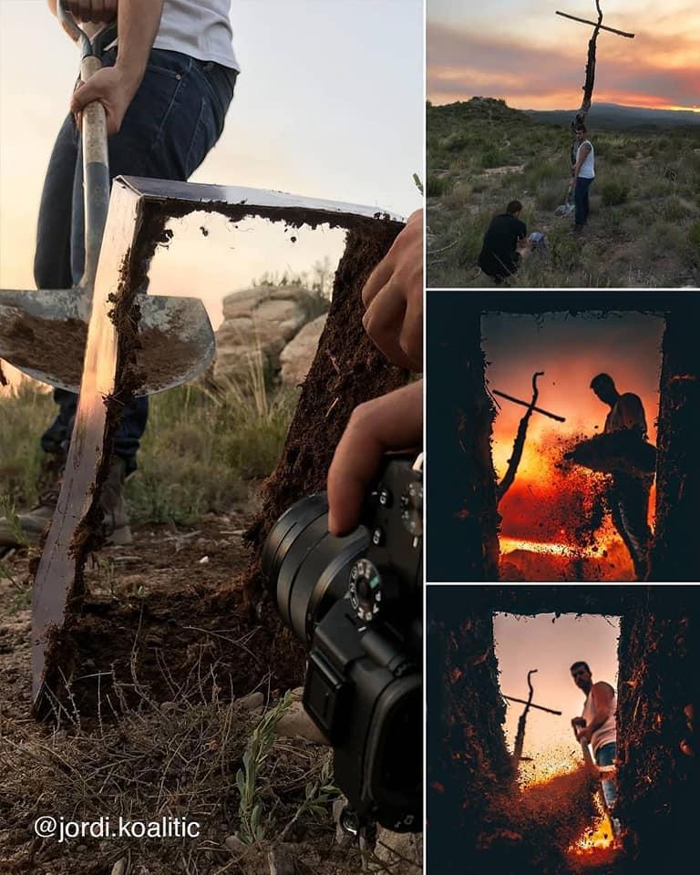 photography idea pit by jordi koalitic