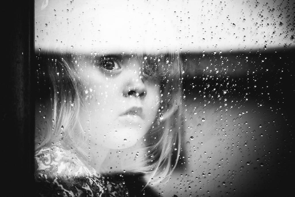 beautiful rain photography