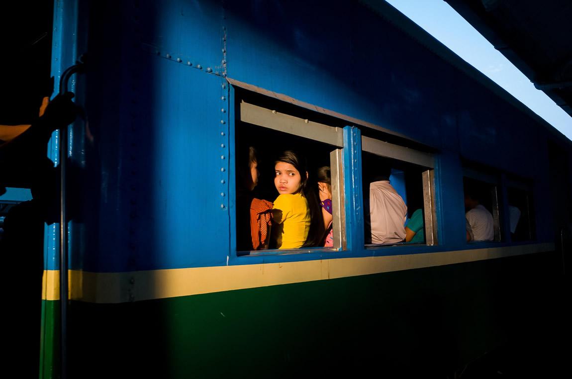 beautiful train photography