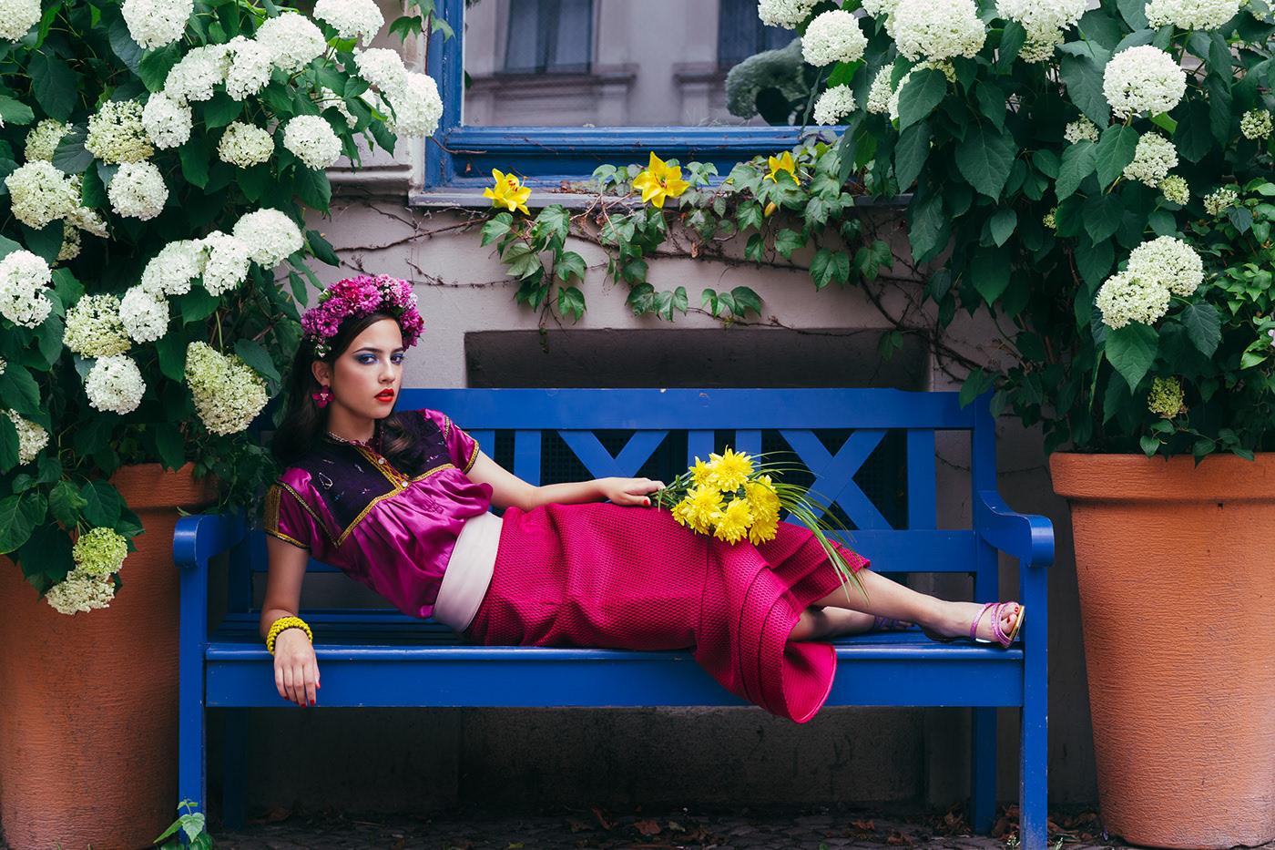 fashion photography woman berlin