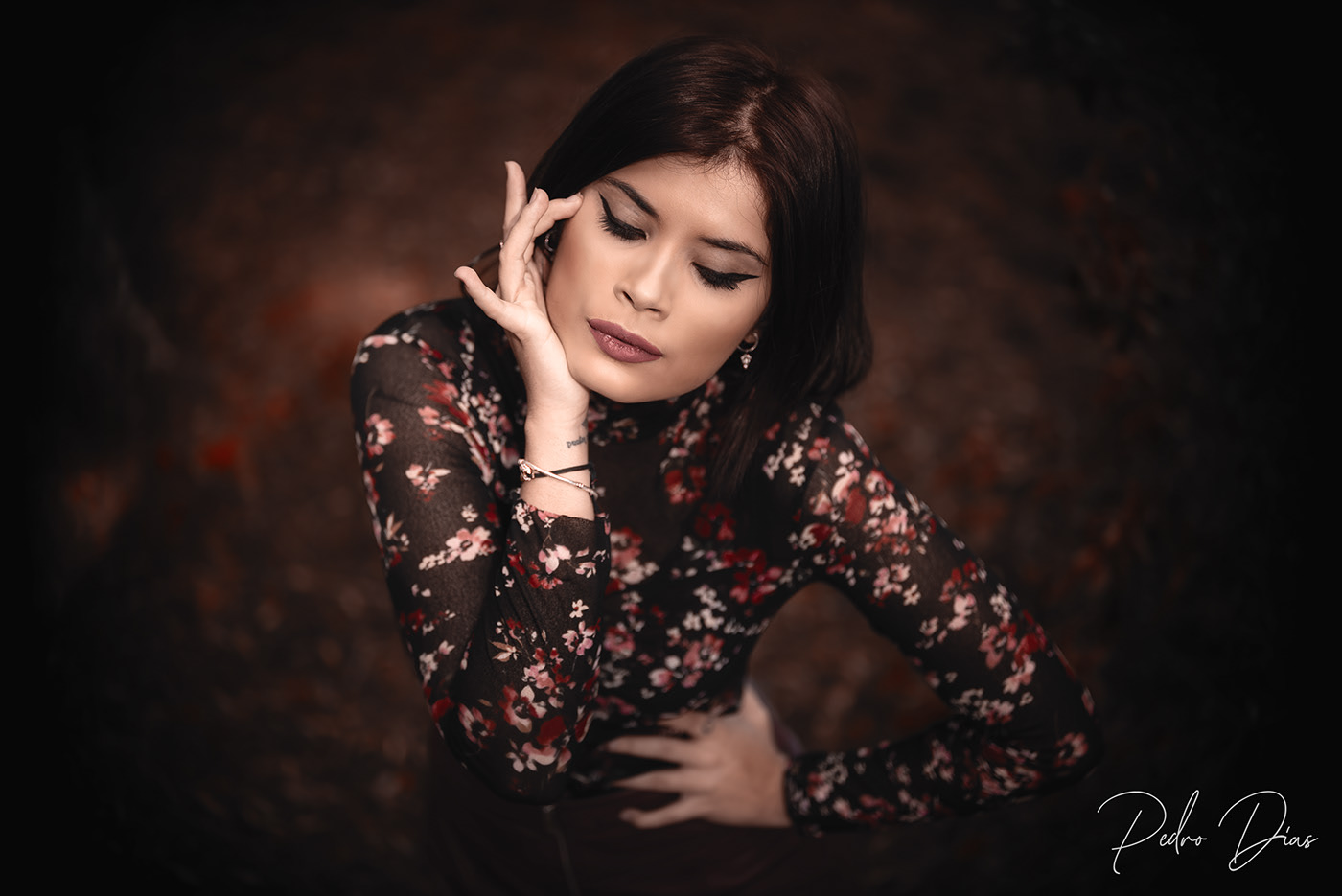 portrait photography woman sleep by pedro dias