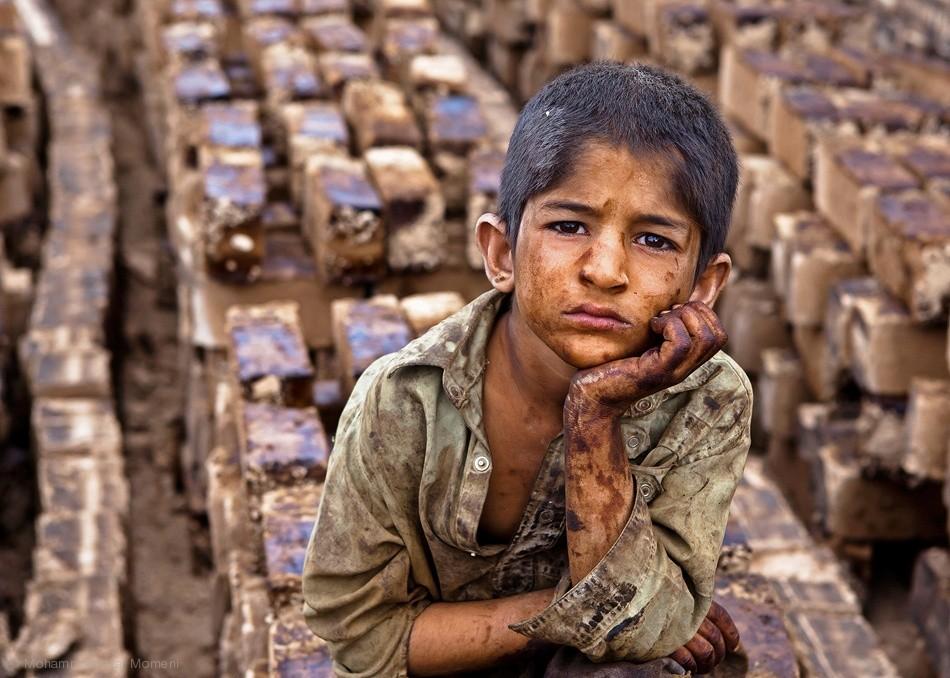 portrait photography kid by mohammadreza momeni