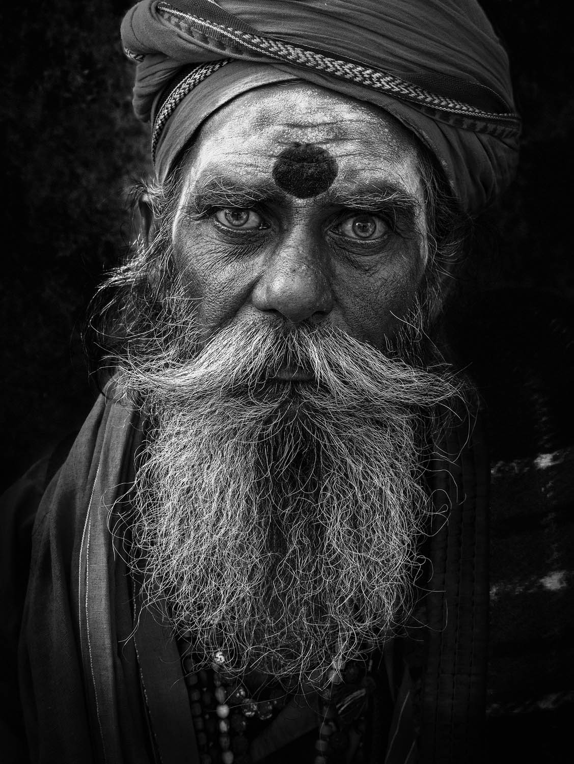 portrait photography sage india by mohammed alhajri