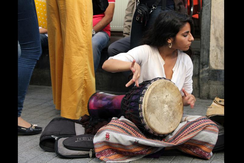street photography travel dhol by canankk
