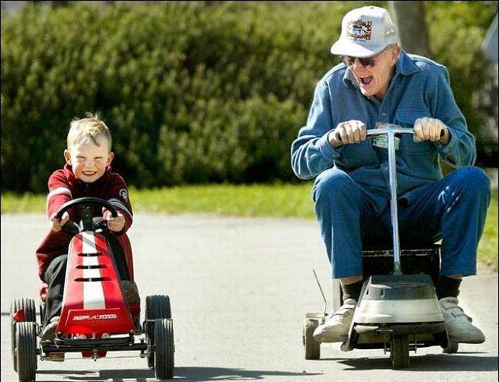 14 oldman funny photos