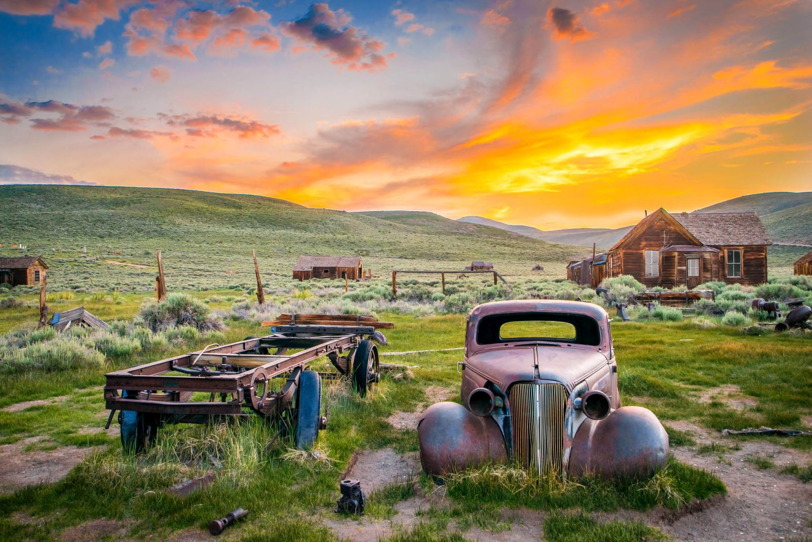 4 vintage photography car by 45surf