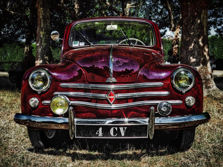 5 vintage photography car by fabien marche
